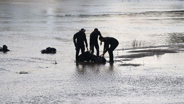 Kızılırmak'ta kaybolan 3 çocuğun cesedi bulundu - Sputnik Türkiye