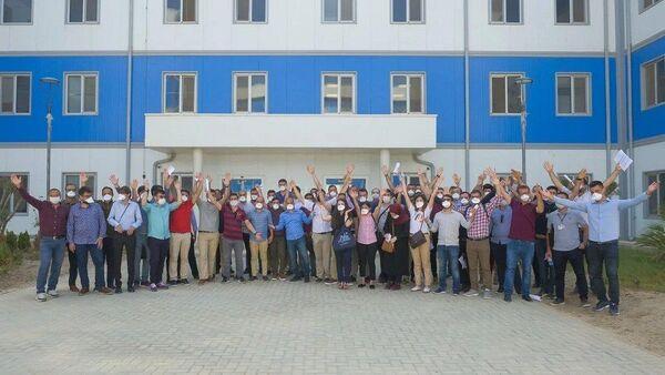 Bakan Dönmez: 55 öğrencimiz daha Rusya'daki eğitimini tamamladı ve Akkuyu'da iş başı yaptı - Sputnik Türkiye