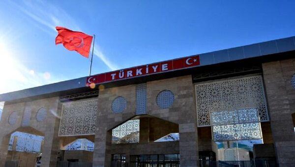 Türkiye-İran sınır kapısı - Sputnik Türkiye