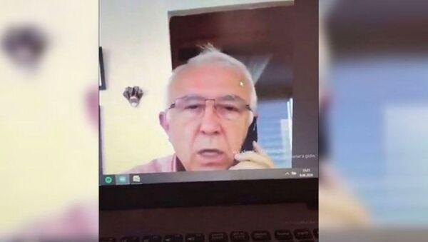Prof. Dr. Hasan Kaval - Sputnik Türkiye