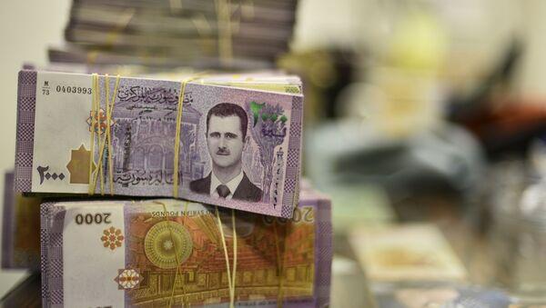 Suriye lirası - Suriye para birimi - Sputnik Türkiye