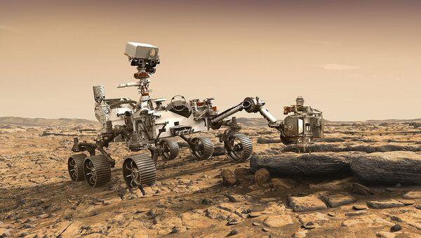 Mars keşif aracı Perseverance - Sputnik Türkiye
