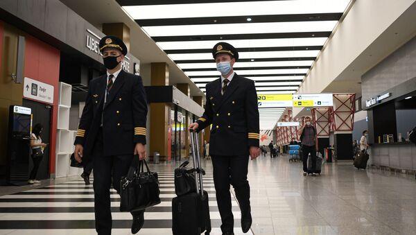Rusya- Havalimanı - Sputnik Türkiye
