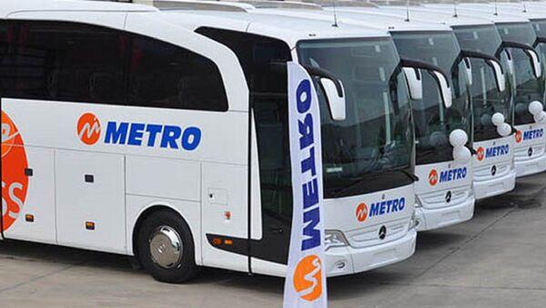 Metro Turizm - Sputnik Türkiye