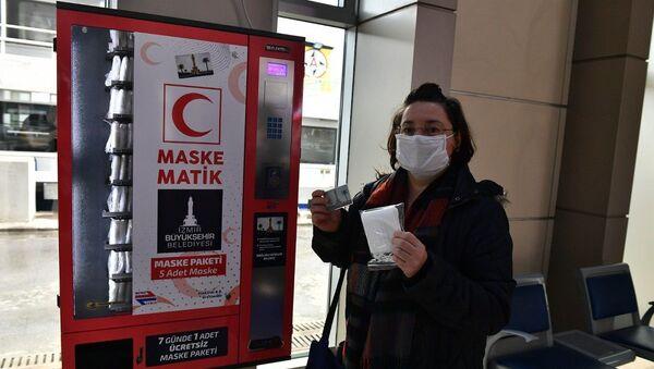 Maskematik, İzmir - Sputnik Türkiye