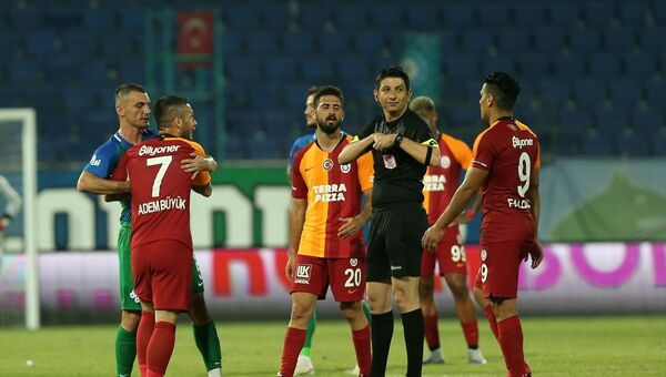 Galatasaray - Çaykur Rizespor - Sputnik Türkiye