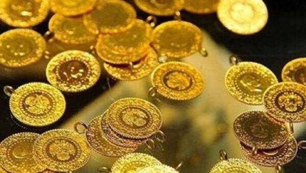 Altın, çeyrek altın, cumhuriyet altını - Sputnik Türkiye