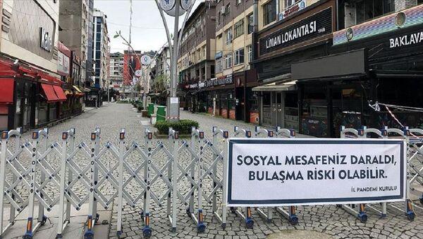 Rize, koronavirüs önlemleri - Sputnik Türkiye