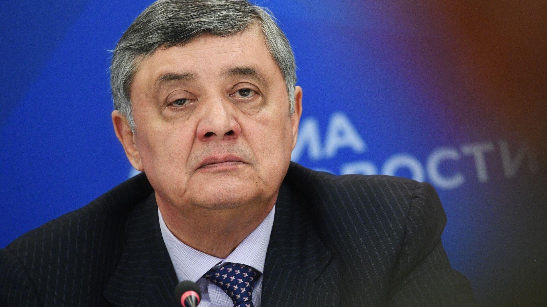 Rusya Afganistan Özel Temsilcisi ve Dışişleri Bakanlığı İkinci Asya Departmanı Direktörü Zamir Kabulov - Sputnik Türkiye, 1920, 16.08.2021