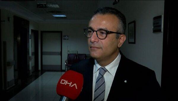 Prof. Dr. Hasan Tezer - Sputnik Türkiye