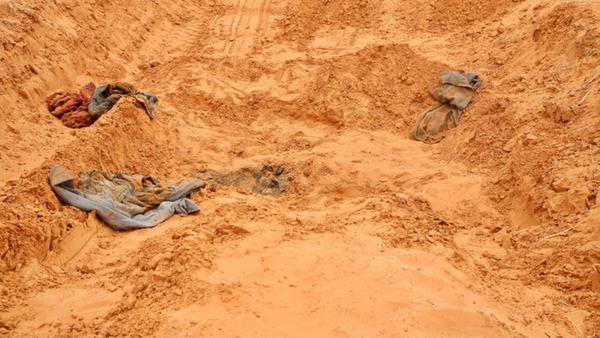 İtalya'dan Libya'daki toplu mezarlara ilişkin soruşturma çağrısı - Sputnik Türkiye