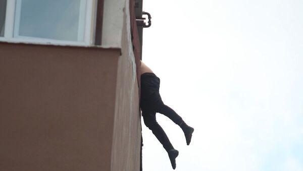 Antalya, intihar girişimi - Sputnik Türkiye