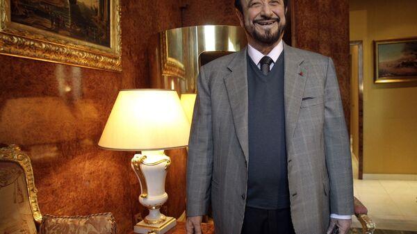 Fransa'da Beşar Esad'ın amcası Rıfat Esad - Sputnik Türkiye