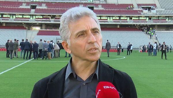 Türkiye Futbol Federasyonu Başkan Vekili Ali Düşmez - Sputnik Türkiye