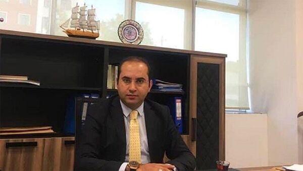 Gevaş Belediye Başkanı Murat Sezer - Sputnik Türkiye