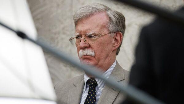ABD'nin eski Ulusal Güvenlik Danışmanı John Bolton - Sputnik Türkiye