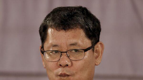 Güney Kore'nin eski Birleşme Bakanı Kim Yeon-chul - Sputnik Türkiye