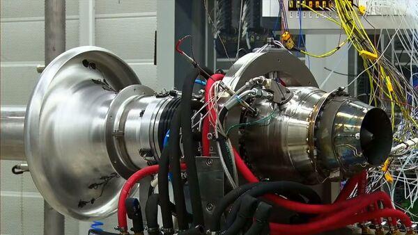 Orta menzilli ilk yerli füze motoru - Sputnik Türkiye