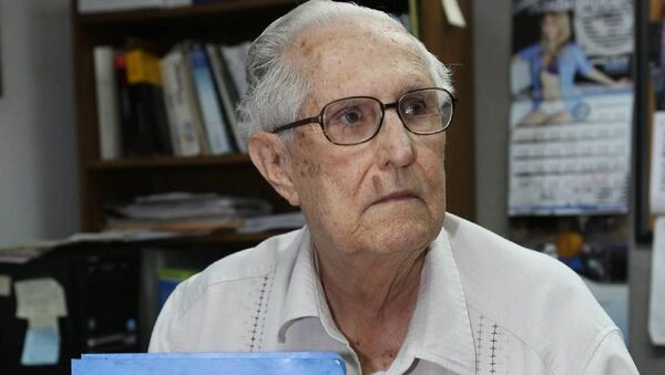 Antonio Veciana - Sputnik Türkiye