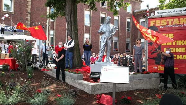 Almanya, Lenin heykeli - Sputnik Türkiye