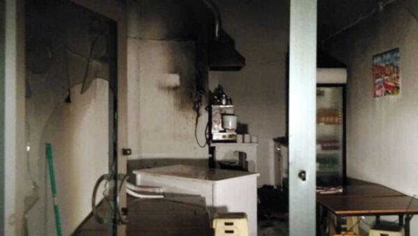 Boşanmak isteyen kocasının iş yerini yaktı - Sputnik Türkiye