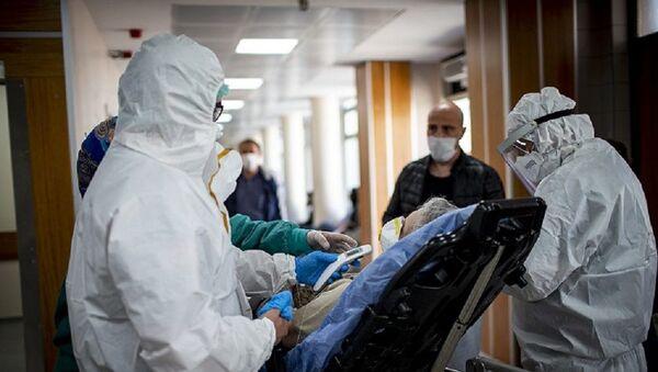 Hastane, koronavirüs - Sputnik Türkiye