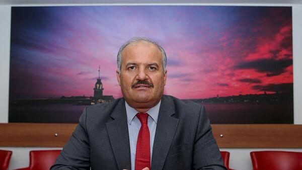 İstanbul Taksiciler Odası Başkanı Eyüp Aksu - Sputnik Türkiye