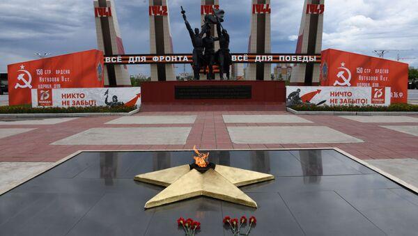 Rusya'da Anma ve Keder Günü: 27 milyon kişinin öldüğü Büyük Vatan Savaşı bugün başladı - Sputnik Türkiye