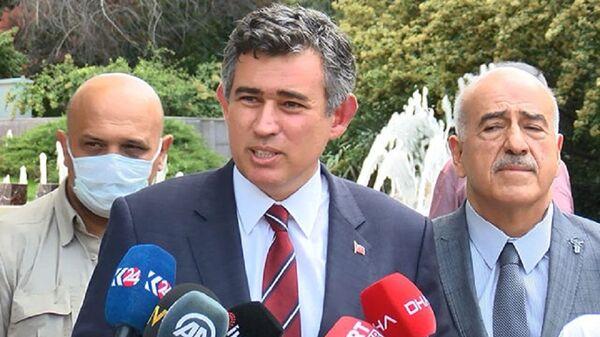 Metin Feyzioğlu - Sputnik Türkiye