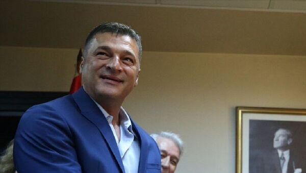 Erdek Belediye Başkanı Hüseyin Sarı - Sputnik Türkiye