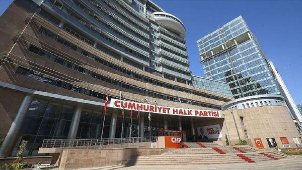 CHP genel merkezi - Sputnik Türkiye