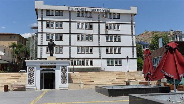 Tunceli Belediyesi - Sputnik Türkiye