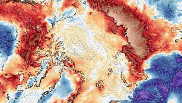Sibirya'nın aşırı soğuklarla bilinen Verhoyansk kasabasında hava sıcaklığı 38 dereceye kadar çıktı. Bu sıcaklık Kuzey Kutup Dairesi'nde görülen en yüksek sıcaklık oldu. - Sputnik Türkiye