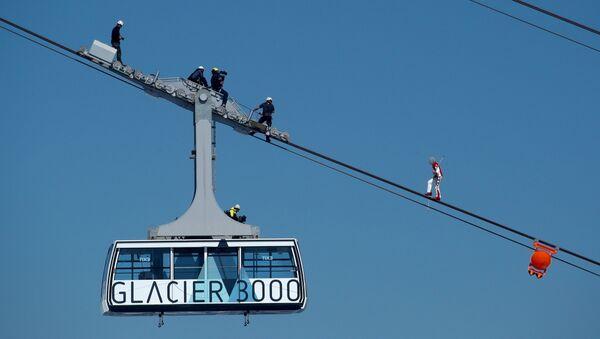 İsviçreli akrobat Freddy Nock - Sputnik Türkiye