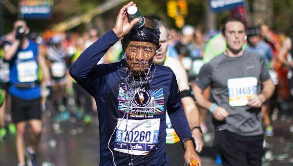 New York Maratonu - Sputnik Türkiye