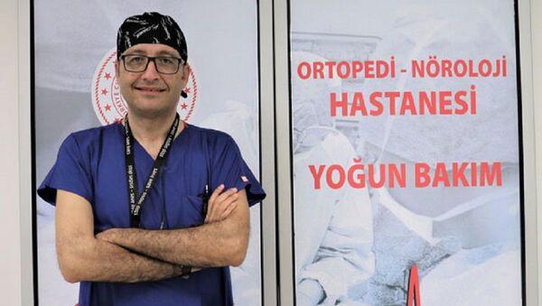 Prof. Dr. Levent Yamanel - Sputnik Türkiye