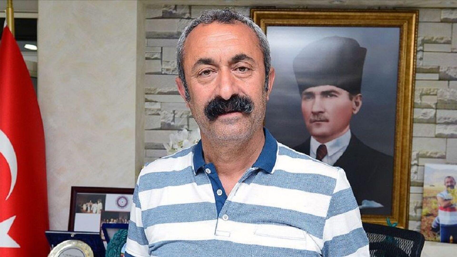 Fatih Mehmet Maçoğlu - Sputnik Türkiye, 1920, 02.05.2021