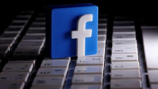 Facebook - klavye - Sputnik Türkiye