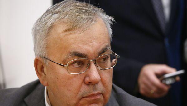Rusya Dışişleri Bakan Yardımcısı Sergey Verşinin - Sputnik Türkiye