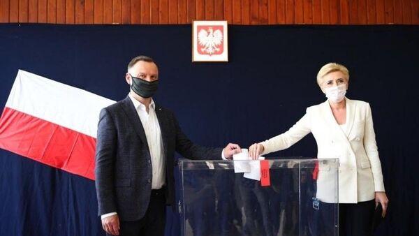 Polonya'da cumhurbaşkanlığı seçimleri  - Sputnik Türkiye