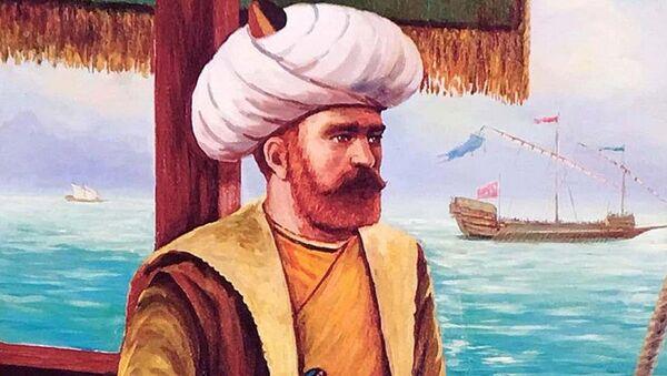 Türk denizcisi Barbaros Hayrettin Paşa - Sputnik Türkiye