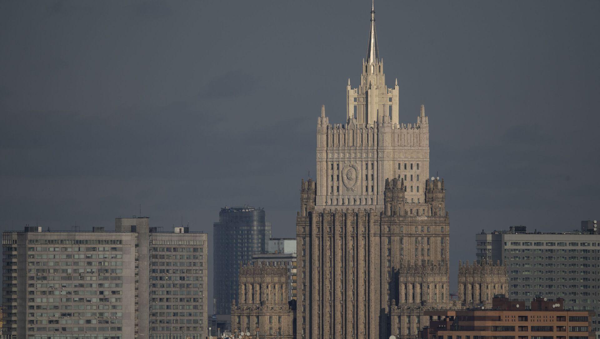 Rusya Dışişleri Bakanlığı binası - Sputnik Türkiye, 1920, 26.04.2021