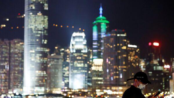Hong Kong, Çin - Sputnik Türkiye