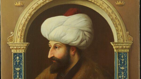 Fatih Sultan Mehmet - Sputnik Türkiye