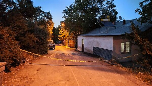 Kahramanmaraş'ın Afşin ilçesinde cinnet getiren öğretmen 40 yıllık komşularına satırla saldırdı - Sputnik Türkiye