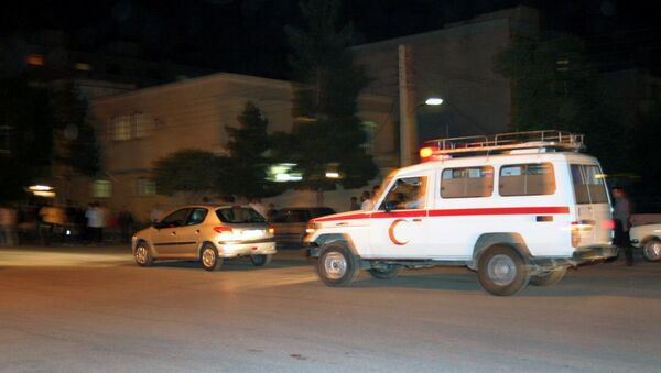 Tahran, ambulans - Sputnik Türkiye