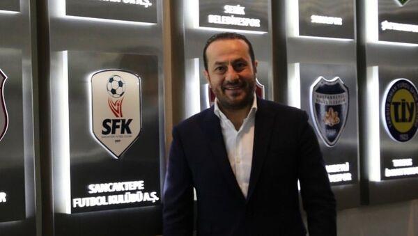 Sancaktepe Futbol Kulübü Başkanı Fatih Kol - Sputnik Türkiye