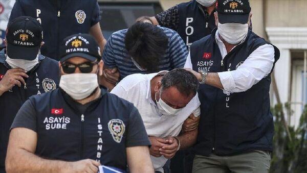 Albayrak hakaret soruşturması, İstanbul gözaltı - Sputnik Türkiye