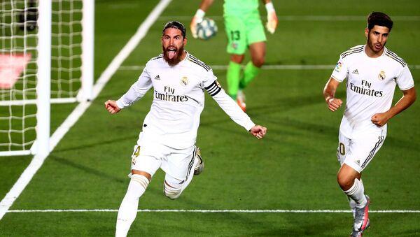 Real Madrid-Getafe - Sputnik Türkiye