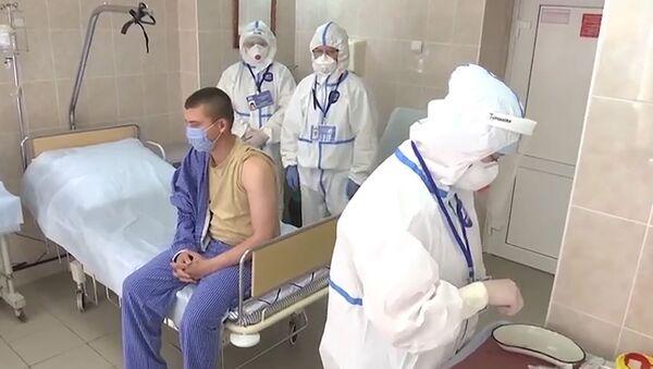 Rusya-Koronavirüs-Aşı - Sputnik Türkiye